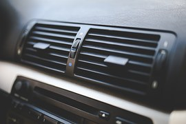 AC system of a car